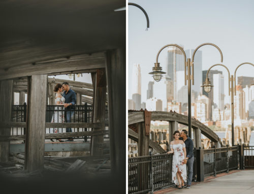 LIBERTY STATE PARK ENGAGEMENT {JERSEY CITY, NJ}