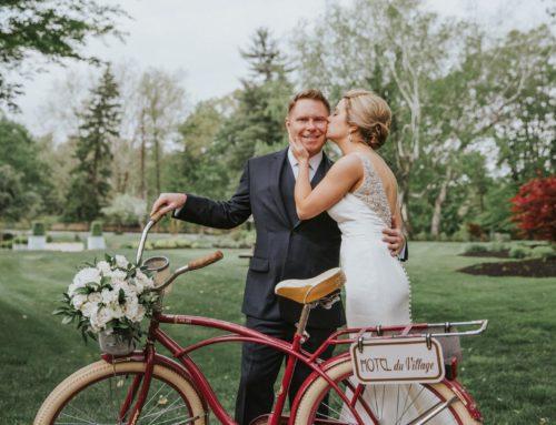 Hotel Du Village Wedding | New Hope PA